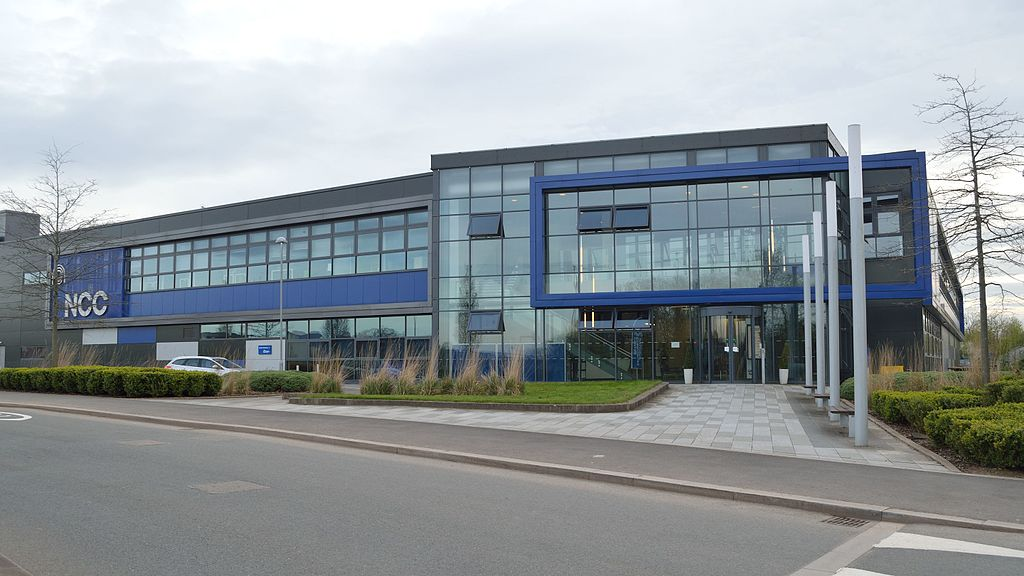 The National Composites Centre building